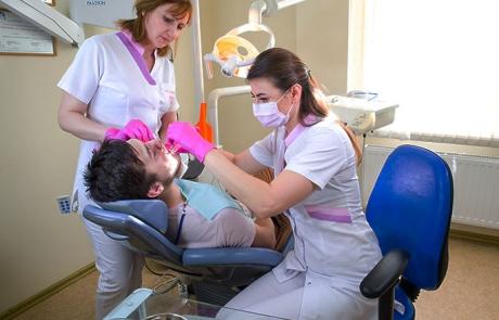 Stomatologia DentVIP Chisinau