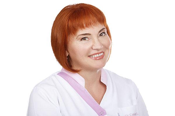 Cusnir Larisa Medic Stomatolog